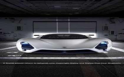 Появились первые фотографии самого мощного автомобиля в мире