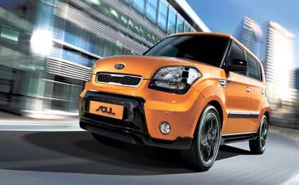 KIA запускает российские продажи Soul 2011