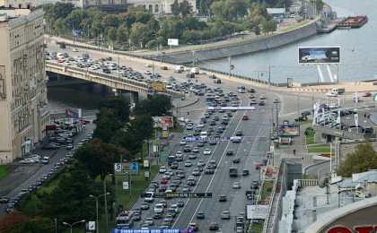 Москву на один день оставят без автомобилей