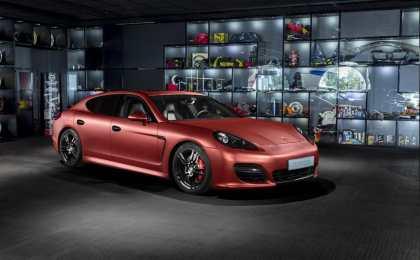 Overdrive добавил эксклюзивности Porsche Panamera Turbo