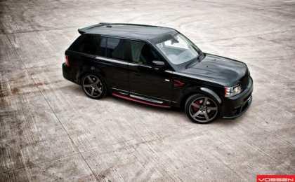Range Rover Windsor Edition от Amari Design