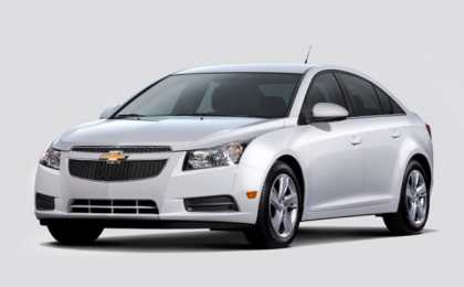 Cruze Clean Turbo Diesel - новинка от Chevrolet