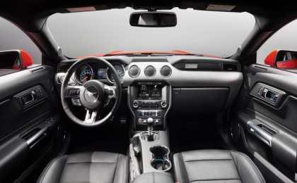 Ford разработал пакет Performance Pack для спорткара Mustang