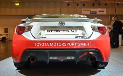 TMG GT86 CS-V3 - новинка Эссена