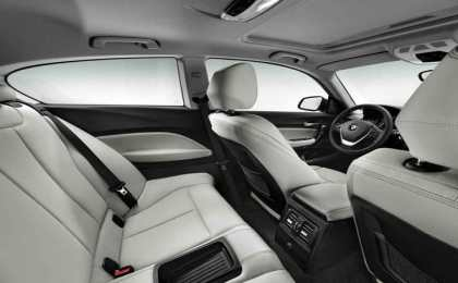 BMW презентовал 3-дверный хэтчбек 1-Series