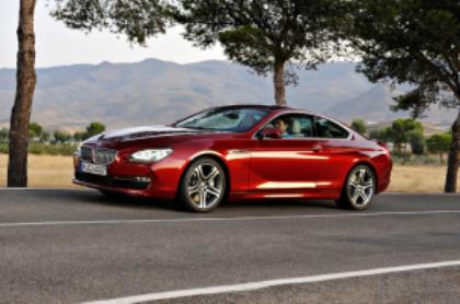 Купе BMW 6-Series россияне смогут приобрести за 3,4 млн. рублей