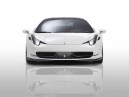 «Переодетая» Ferrari 458 Italia