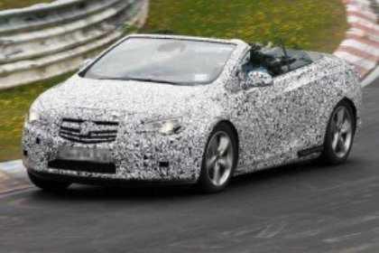 Кабриолет на основе Opel Astra могут назвать Calibra