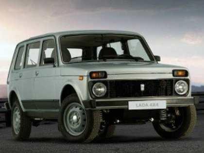Российский внедорожник «Лада 4х4» получил систему ABS