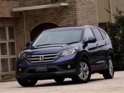 Европейская версия кроссовера Honda CR-V отметилась новым поколением