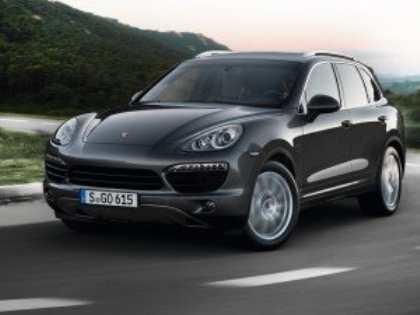 Компания Porsche представила самый мощный дизельный кроссовер Cayenne