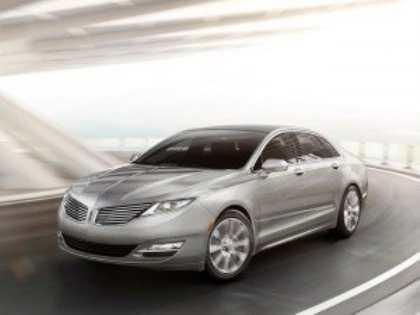 Модельный ряд марки Lincoln может пополнить спортивное купе