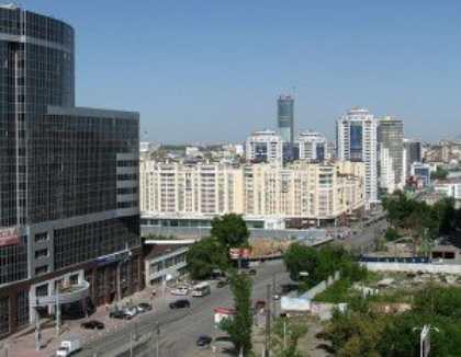 Авторынок Екатеринбурга становится пятым в России по результатам прошлого года
