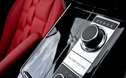 Range Rover с новыми аксессуарами A. Kahn Design