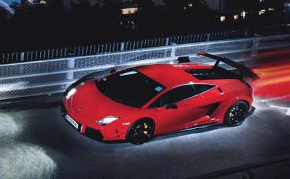Lamborghini Gallardo LP560 RST Trofeo от RevoZport