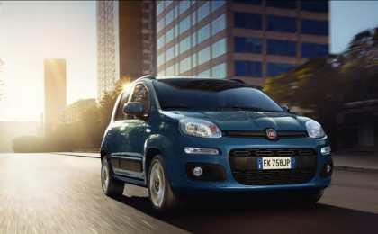 Panda Van - новый коммерческий фургон от Fiat