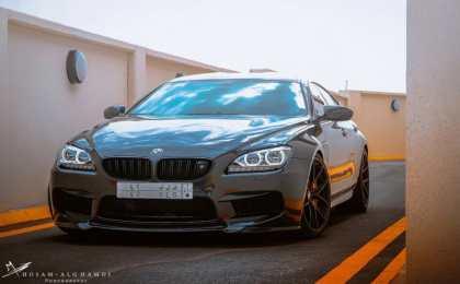 ByDesign Motorsport доработал BMW M6 Gran Coupe