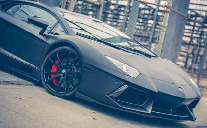 Lamborghini Aventador LP700-4 с дисками Forgiato