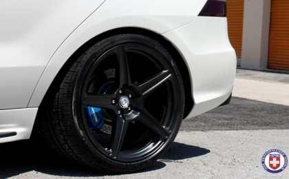 Mercedes-Benz ML63 AMG от HRE Wheels
