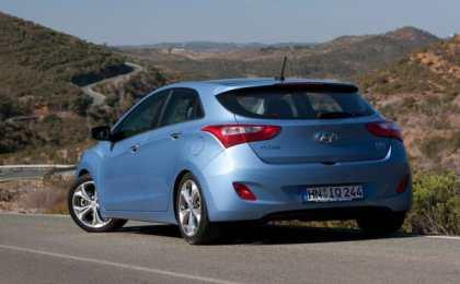 Hyundai i30 получил новую комплектацию Premium