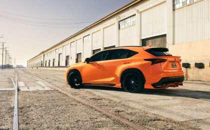 Lexus NX 200t F Sport от 360 Elite Motorworks