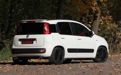 Novitec подготовил тюнинг-пакет для FIAT Panda