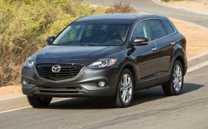 Mazda объявила цены на обновленный CX-9 для США