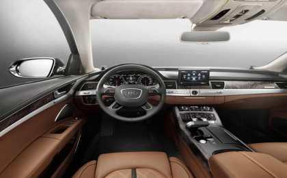 Audi A8 Exclusive Concept - предел совершенства