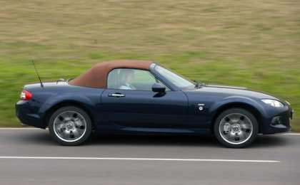 Mazda MX-5 Venture Edition - новинка для Британии