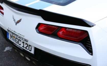 Chevrolet Corvette C7 Stingray в исполнении Geriger Cars