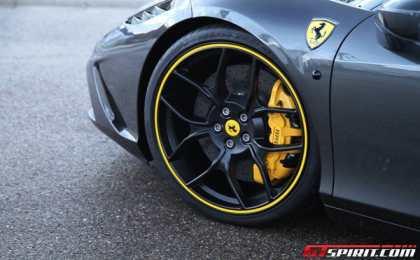 Ferrari 458 Speciale Stage 1 от Novitec Rosso