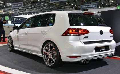 ABT Sportsline анонсировал пакет для VW Golf VII