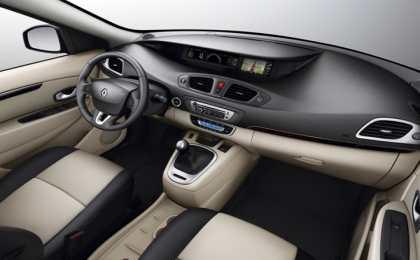 Renault Scenic и Grand Scenic Limited Edition