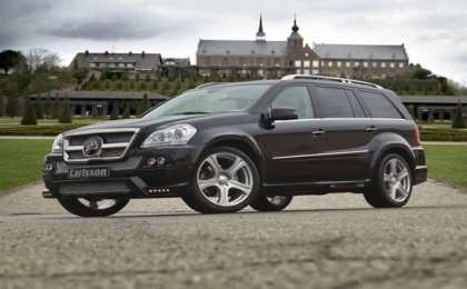 Carlsson показал Mercedes CGL 45 Royal Last Edition