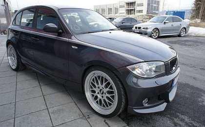 435-сильный BMW М1 для норвежцев