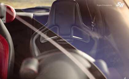 Abarth 500 Project Scorpione от SR Auto Group