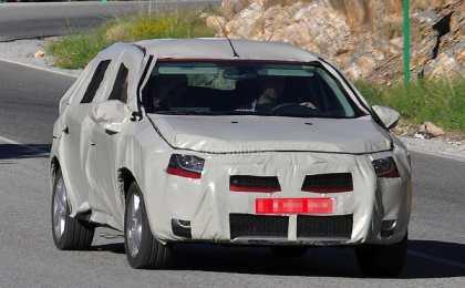 Dacia готовит новое поколение хэтчбека Sandero