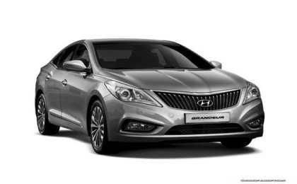 Hyundai представил обновленный Grandeur 2013