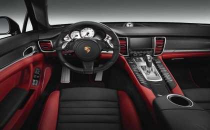 Porsche Exclusive добавил уникальности Panamera Turbo S