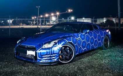 Nissan GT-R Tron Tron Style от компании RestyleIt