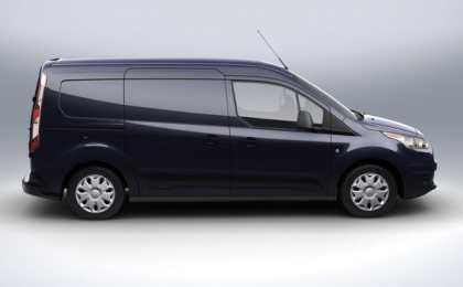 Ford обновил фургон Transit Connect 2014