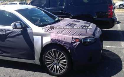 Kia готовит седан Cadenza для рынка США