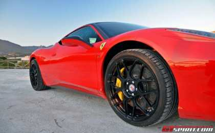 Ferrari 458 Italia в исполнении Cohen & Cunild