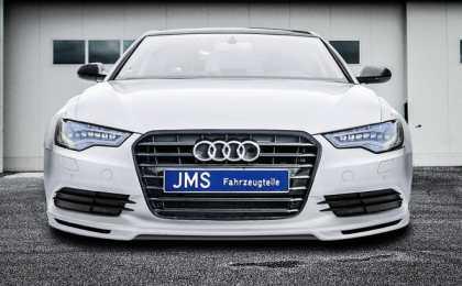 Audi A6 4G в легком тюнинге ателье JMS