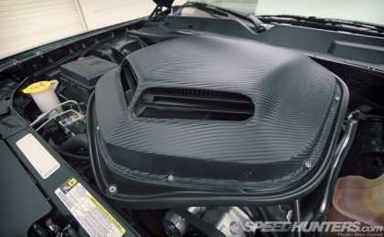 Dodge Challenger R/T автодизайнера Джона Сибала