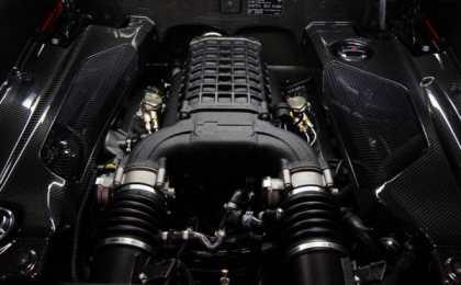 760-сильный Lamborghini Gallardo от VF-Engineering