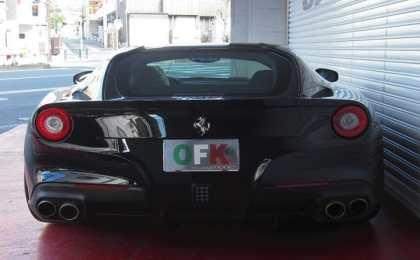 Ferrari F12 Berlinetta в тюнинге Office-K