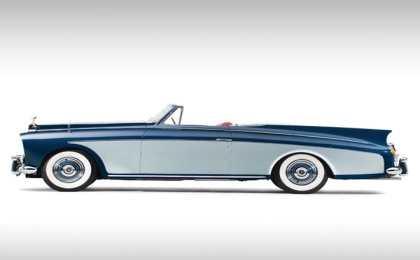 Rolls-Royce Silver Cloud выставят на аукцион