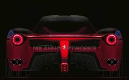 950-сильный Ferrari F150 дебютирует в Женеве