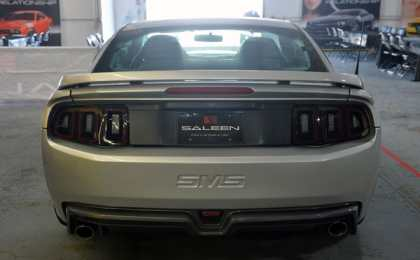 Saleen 351 Supercharged Mustang - первые фото